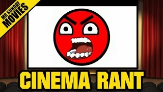 CINEMA RANT - 5 Rules For Idiots At The Movies