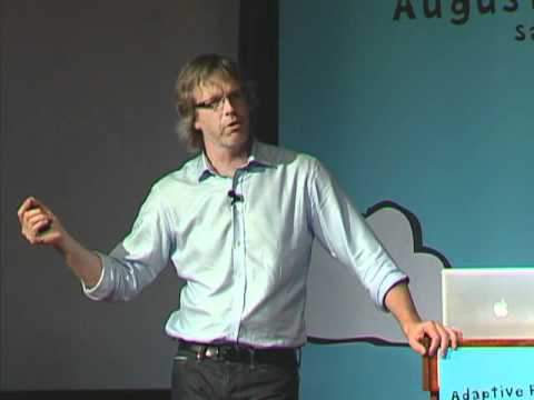 UX Week 2010 | Jeffrey Veen | How the Web Works