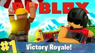 ROBLOX FORTNITE *UPDATE* ft. Telay