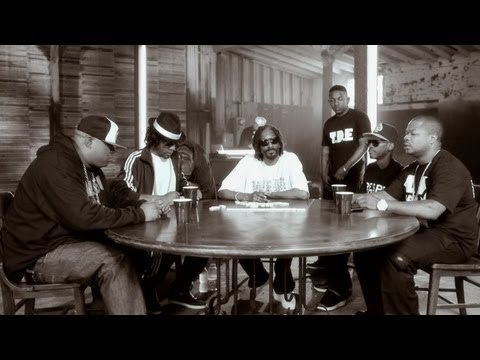 Review:BET Hip Hop Awards 2012 Cypher West Coast Snoop, Dj Quik, E-40, Kendrick Lamar
