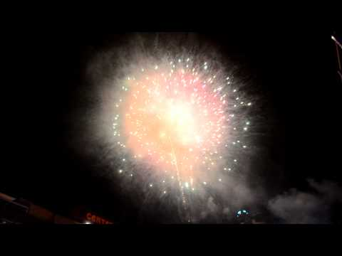 New Year 2011 Countdown @ Central World – Bangkok Thailand [HD]