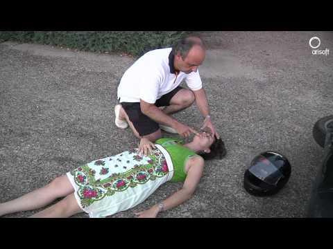 Vídeo curso autoescuela: Reanimación cardiaca  Parada cardio respiratoria