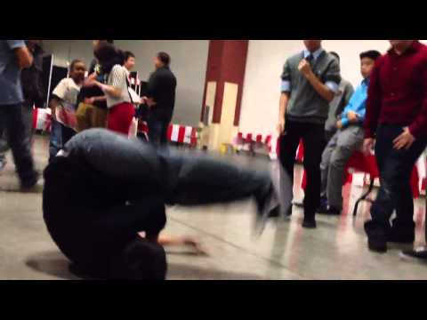 Hmong Milwaukee New Year Bboy Battle 2012