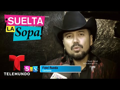Christian Nodal le responde a Fidel Rueda | Suelta La Sopa | Entretenimiento