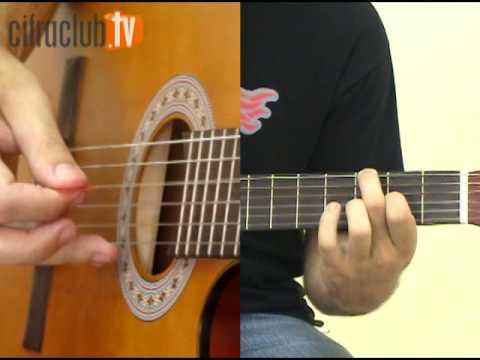Meu Universo - PG (aula de violão completa)