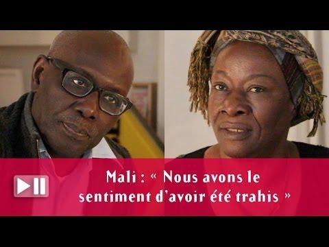 Aminata Traoré et Boubacar Boris Diop parlent du Mali : « Un sentiment de trahison»