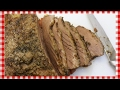 Tasty Slow Roasted  Brisket ~ How To Cook Beef Brisket ~ Budget Cooking Recipes ~ Noreen's Kitchen