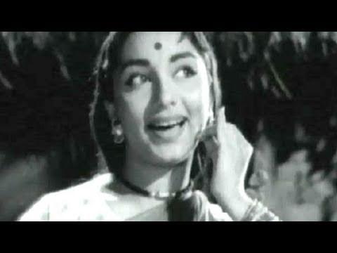 Chanda Jaa Re Jaa - Lata Mangeshkar Sadhana Manmauji Song