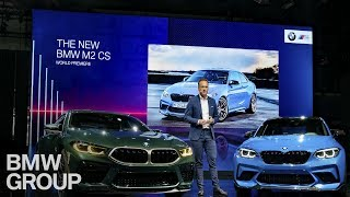 Highlights from BMW Group at the LA Auto Show 2019