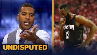 Jim Jackson's adjustments for the Rockets ahead of Game 2 vs Warriors | NBA | UNDISPUTED