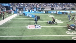 Madden 18 NOT Top 10 Plays of the Week Episode 4 - Stage on Field During a Play??