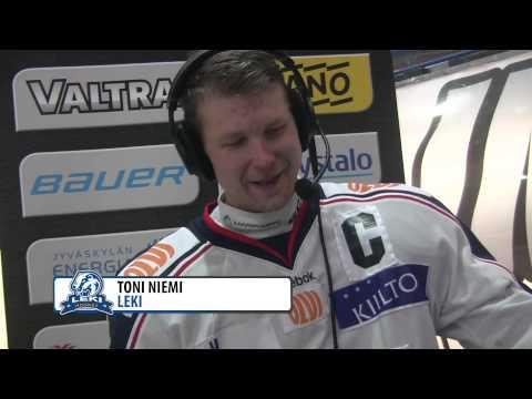 Kooste ottelusta JYP-Akatemia - LeKi Hockey 21.1.2015