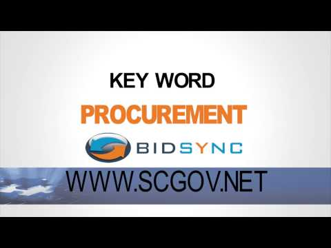 Bid Sync PSA for Sarasota County Procurement