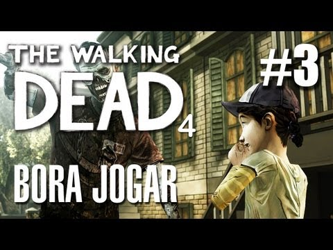 The Walking Dead (ep. 4) #03: Like A Ninja