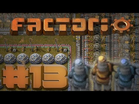 Factorio #13 Stahl, Stahl, STAAAAAHL! | Porkchop Media