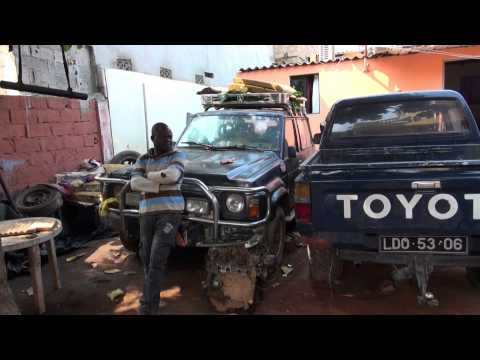 Maersk Supply Service – Summer break in Angola (Portuguese)