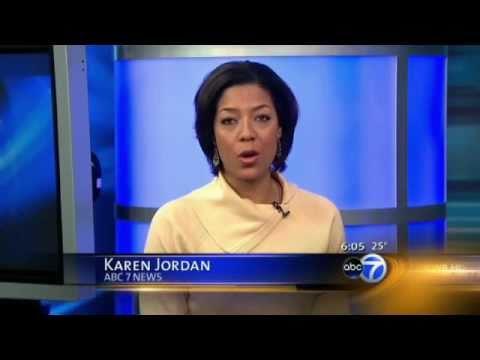 Rosite Feteau-Merentie RN & Dr. Dan Ivankovich - ABC News (Chicago)