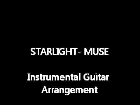 Starlight- Muse (Acoustic instrumental arrangement)