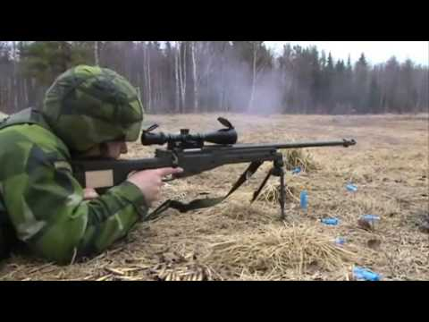 Swedish Homeguard Exercise in Boden Part 2