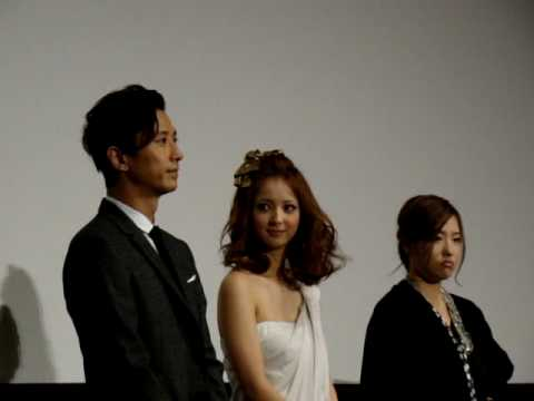 TIFF2009  My Rainy Days 天使の恋 Stage Appearance 19 Oct 09 Part 1 of 2