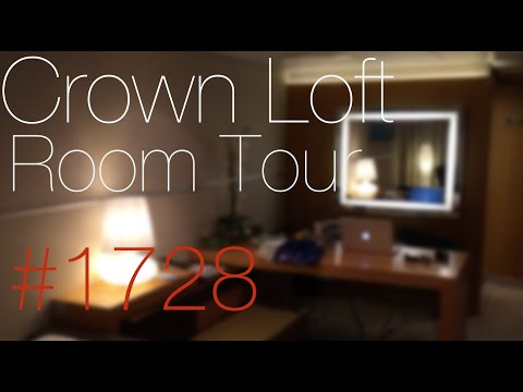 Oasis of the Seas - Crown Loft Suite #1728