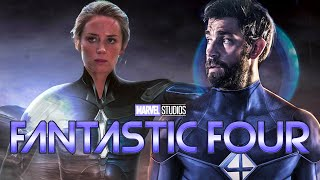 FANTASTIC FOUR MCU DEBUT IN ANT-MAN 3? MAJOR NEWS!