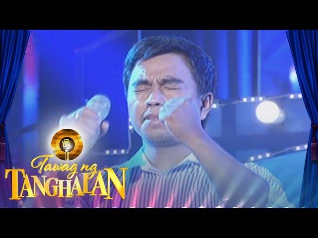 Tawag Ng Tanghalan: Joel Delalamon gets the golden microphone