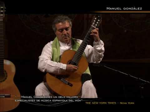 Manuel Gonzalez palau de la musica catalana