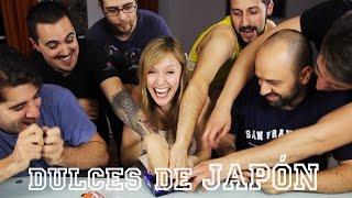 Probando Dulces Japoneses Con Videopatas | Roenlared