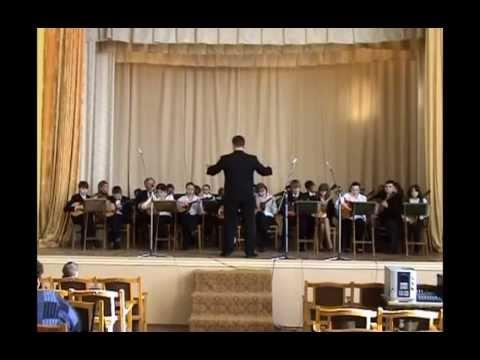 Бах Иоганн Себастьян - BWV  546 - Фуга (труба 2)