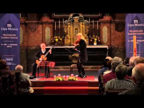 Lípa Musica - Gabriela Demeterová, Pavel Steidl - 2012