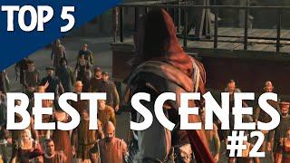 Assassin's Creed 2 - TOP 5 BEST SCENES