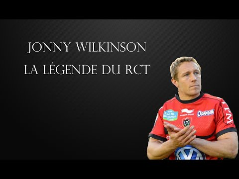 Jonny Wilkinson / La Légende Du RCT