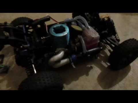 Nitrorcx Nitro Buggy Review