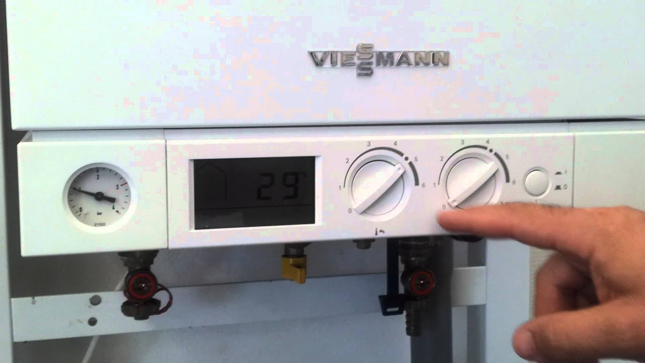 Vitopend 100 w typ wh1d youtube for Caldaia viessmann vitopend 100