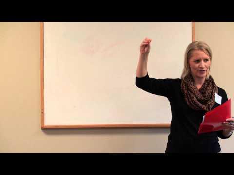 "Energy Management pt2  ""at peace"" Womens Retreat 2013"