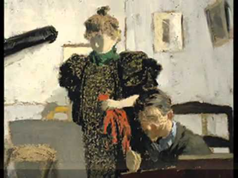 Douard vuillard for Terrasse pronunciation