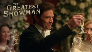 """The Greatest Showman   """"The World Is Singing"""" TV Commercial   20th Century FOX"""