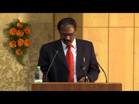Dr. B.R. Ambedkar Memorial Lecture-2013 by Dr. Raja Sekhar Vundru