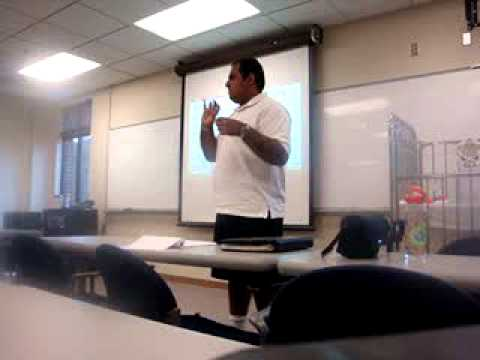 Nicholas Courgi's Lecture at Crouse Hospital School of Nursing! (Part 3)