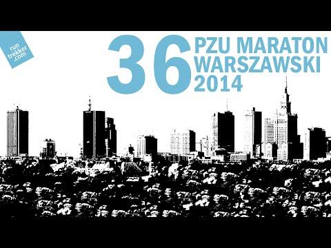 [runtrekker] 36. PZU Maraton Warszawski 2014