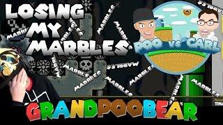 Mario Maker: Poo Vs Carl Challenge Round 2: Losing My Mind