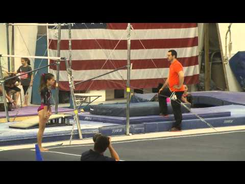 Addison Perlmutter Floor - Adrenaline Gymnastics - 2013 Elite Qualifier Allentown