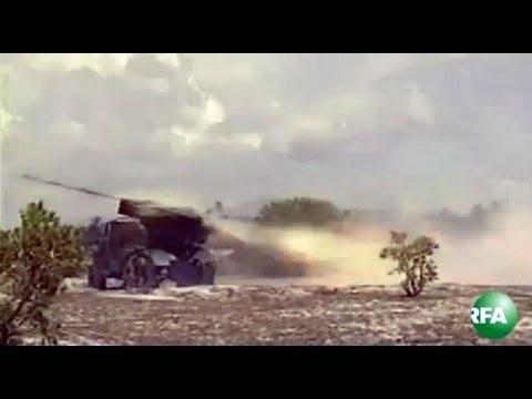 VN tập trận bắn đạn thật