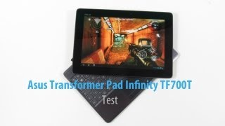 Asus Transformer Pad Infinity TF700T Test - Deutsch (Full HD)