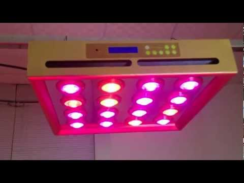 GrowSun 320W Professional LED Grow Light