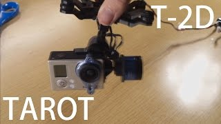 Tarot T-2D GIMBAL ASSEMBLY