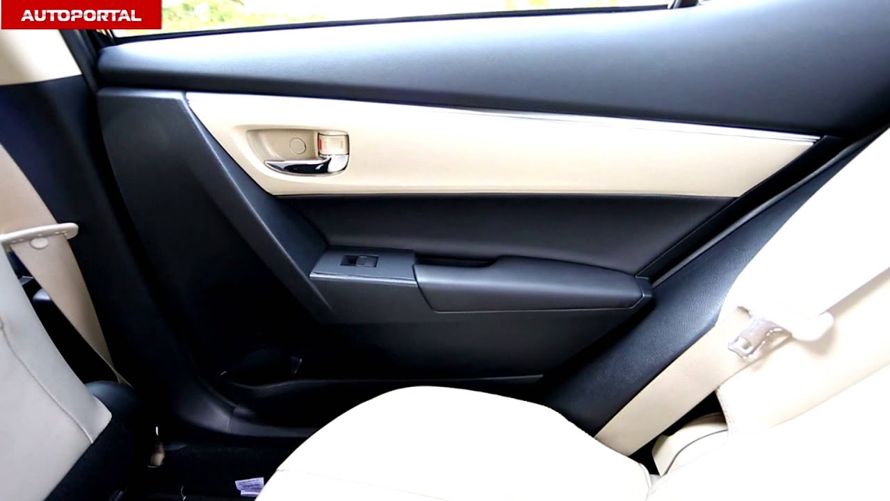 "Toyota Corolla Altis 2014 Review ""Test Drive"" - AutoPortal ..."