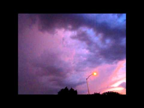 Arizona Monsoon 2012: Late August Storm