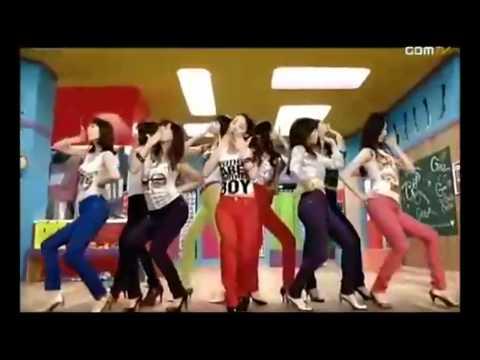 [mv] Snsd - Gee (dance Ver.) video